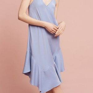 Anthropologie | Jill Slip Strappy Dress